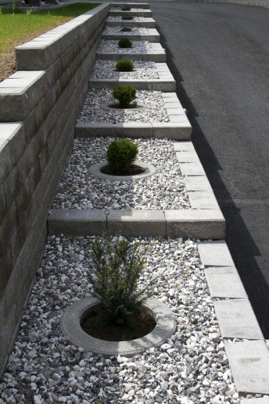 mur, støttemur