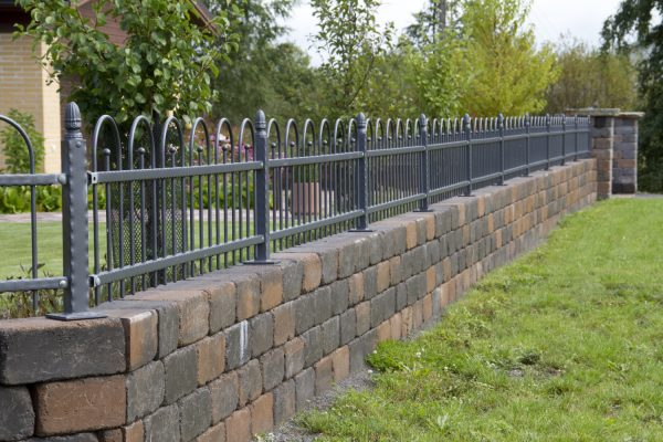 Labyrint Antikk Maxi Terramix mur Støttemur Betongstein