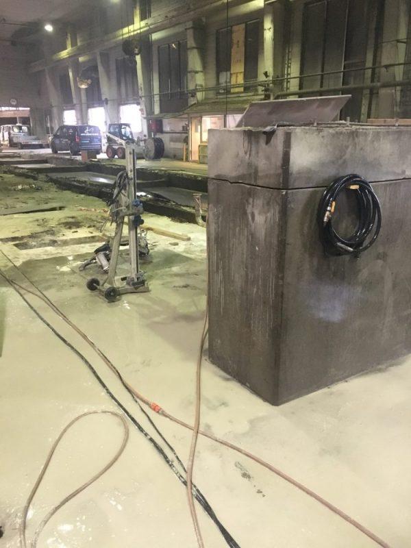 betongsaging