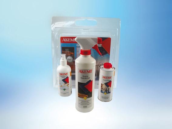 akemi pleieprodukter til stein, vask av stein, behandling av stein
