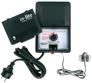 Transformator-utelys-12V in-lite