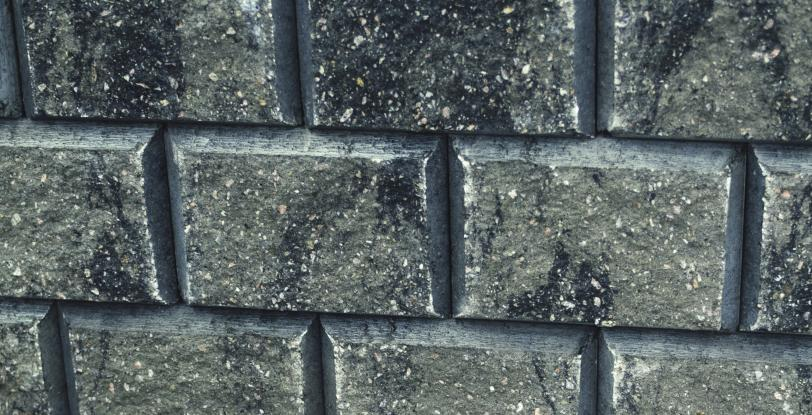 støttemur, betongstein, mur