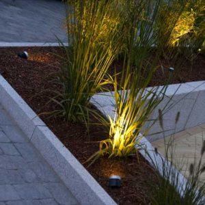 utendørs-spotlys utelys hagelys hagelampe 12V-utelys in-lite