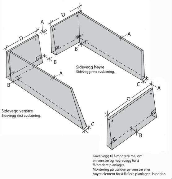 flyttbare lagerløsninger, lager, flyttbart lager, flyttbart betonglager, betonglager