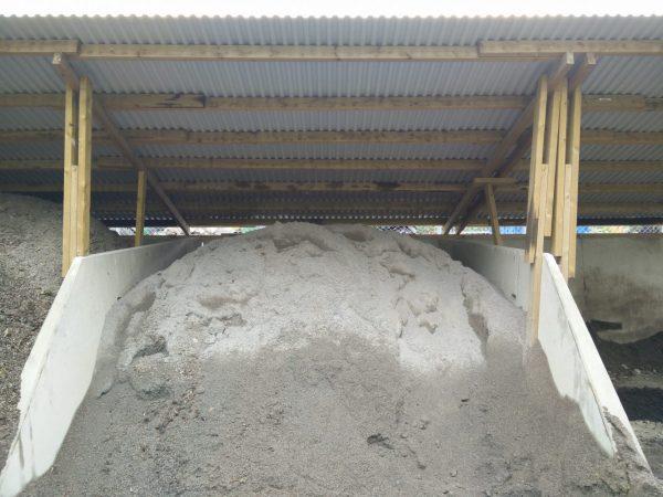 flyttbar lagerløsning, flyttbart betonglager, flyttbart lager, betonglager, mobilt betonglager, mobilt lager